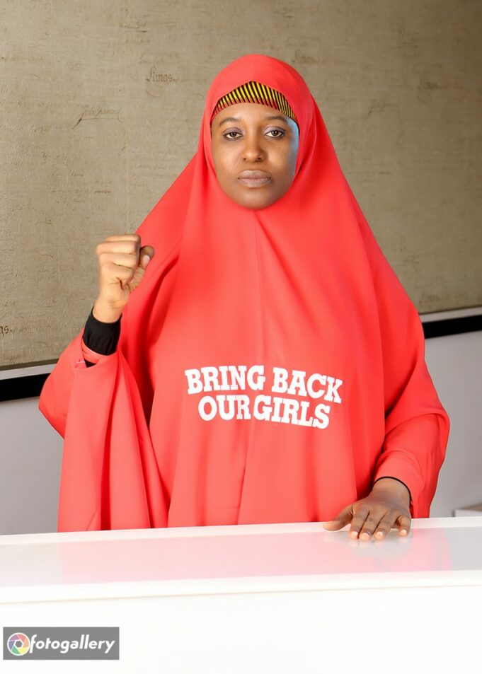 Aisha Yesufu
