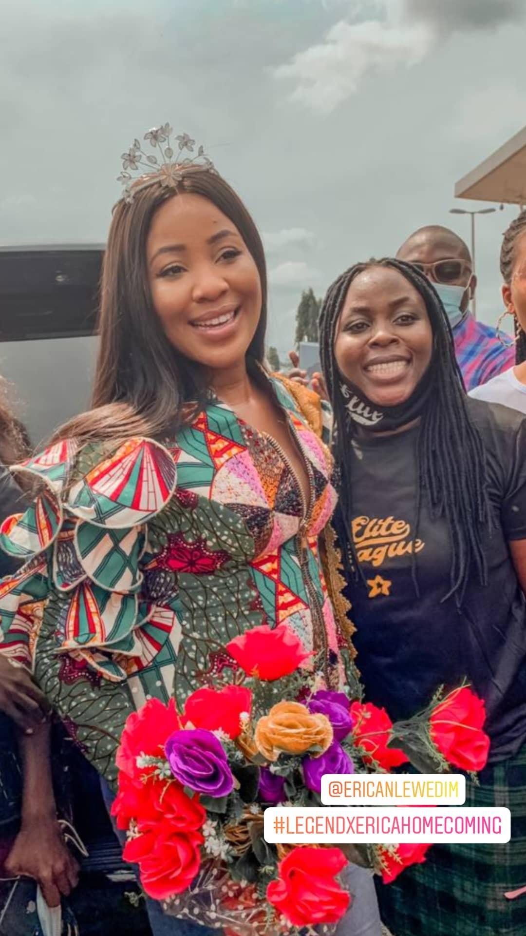 Erica in Abia state