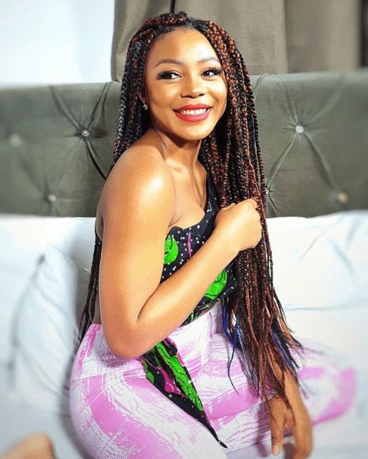 Reality TV star, Iheme Faith Uloma aka Ifu Ennada