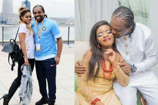 Laura and Ogbonna celebrate 4th wedding anniversary