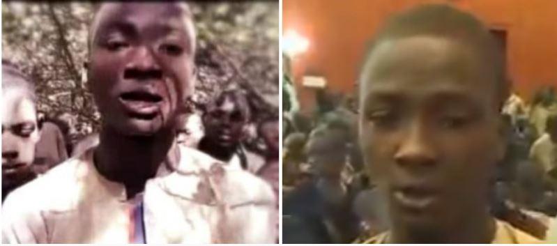 The kankara schoolboy abducted by Boko Haram narrates his ordeal