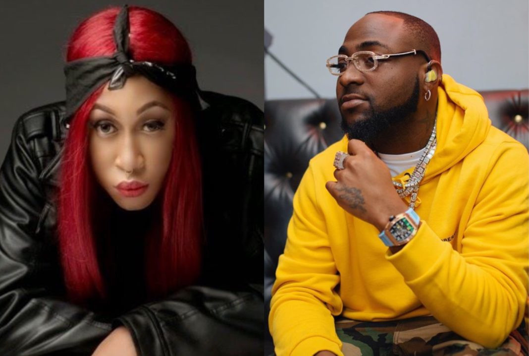 Davido Didn't Pick His Calls Or Reply His Messages After Asking Me To Call Him - Cynthia Morgan Reveals (Video)