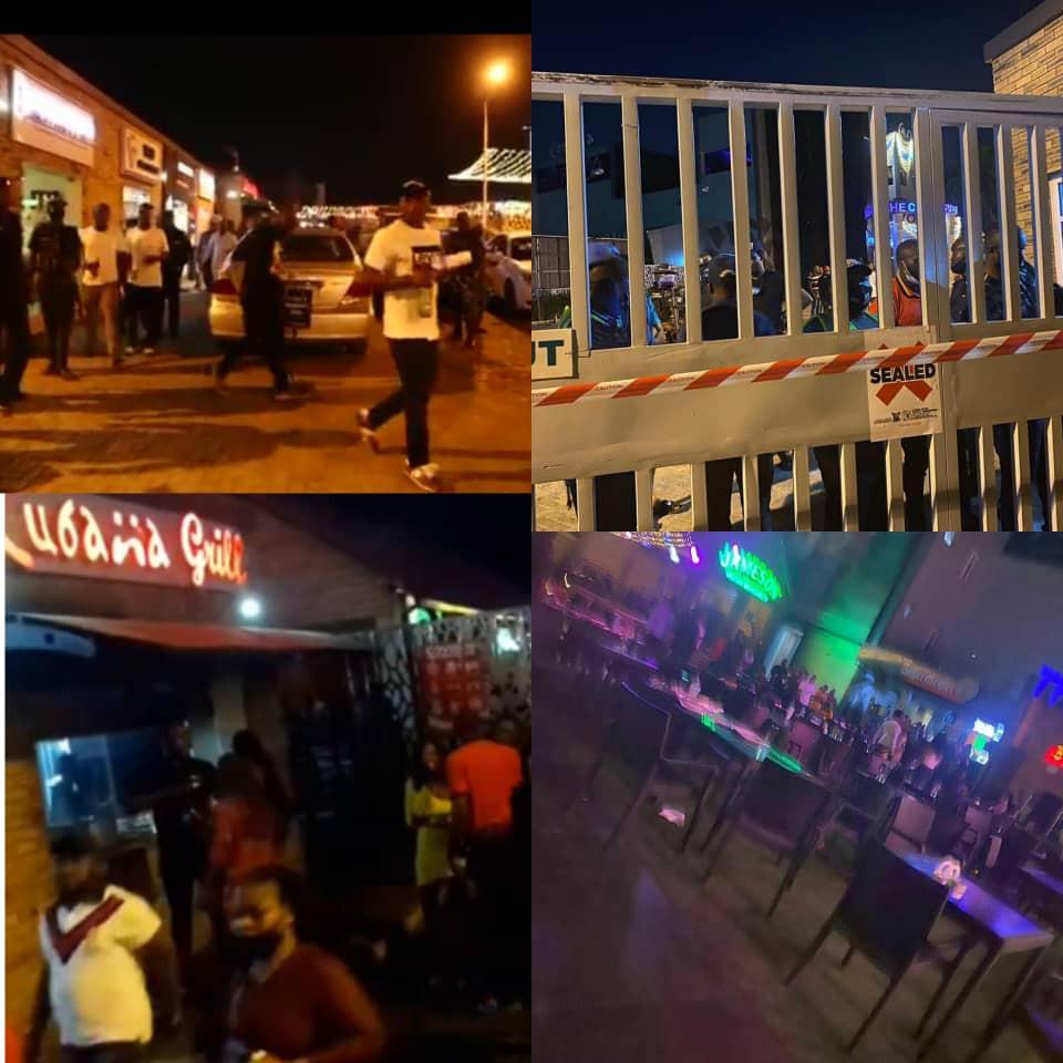 Cubana nightclub