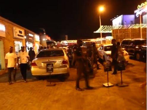 Drama As Lagos Govt Shuts Down Cubana Nightclub For Flouting COVID-19 Guideline (Photos+Video)