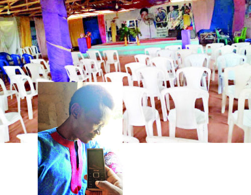 Ebonyi Church In Serious Turmoil As Pastor's New Wife Gets Shot During Service