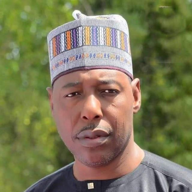 Borno Governor, Professor Babagana Zulum