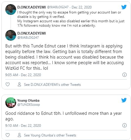 Tunde Ednut Loses Instagram Page With Over 2 Million Followers
