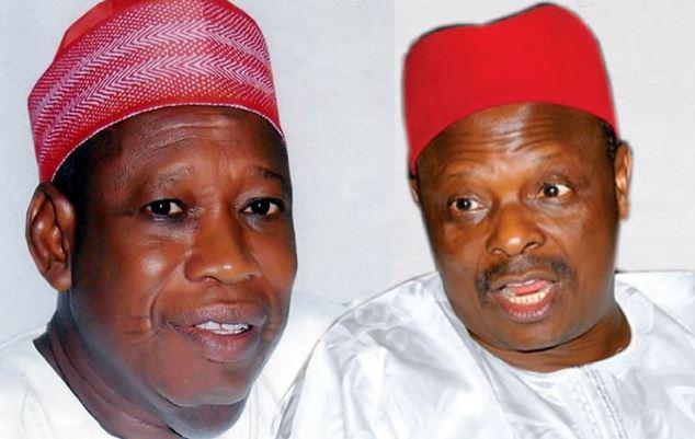 Ganduje and Kwankwaso