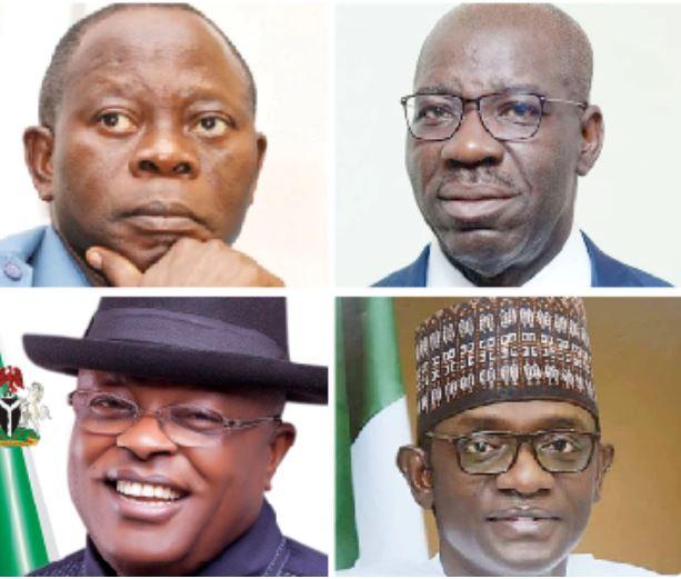 Nigerian politicians