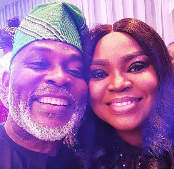 RMD and wife