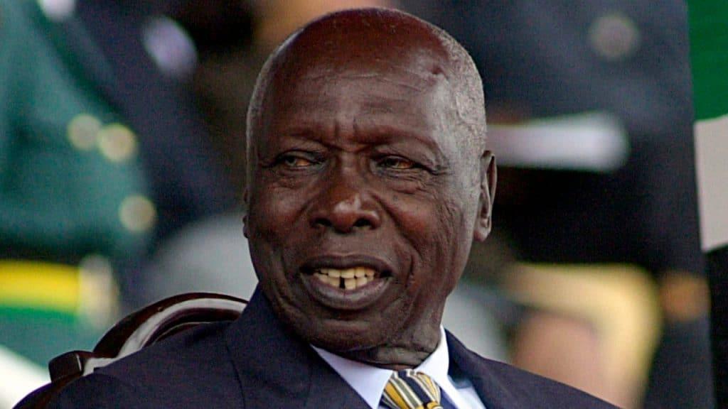 Former President Of Kenya, Daniel Arap Moi