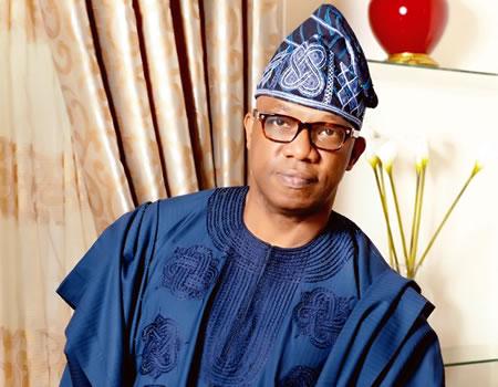 Ogun Governor, Prince Dapo Abiodun
