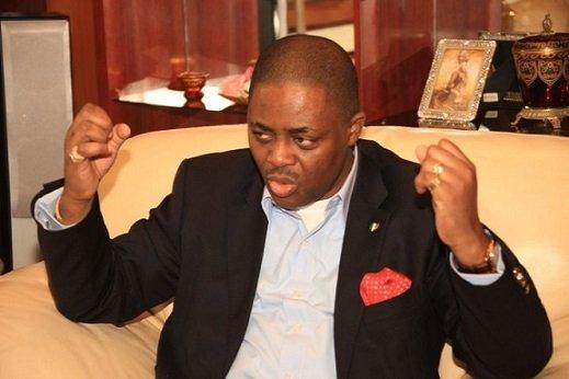 former Minister of Aviation, Femi Fani-Kayode
