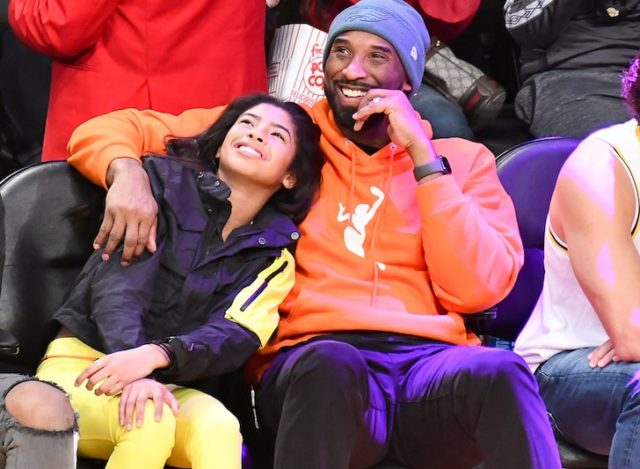 Kobe Bryant and his daughter died alongside others in a helicopter crash