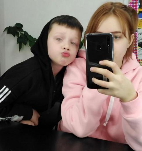 Daria and her boyfriend