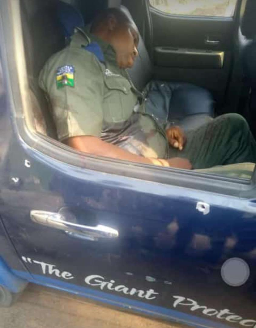 Ondo robbery that left police officers and customers dead