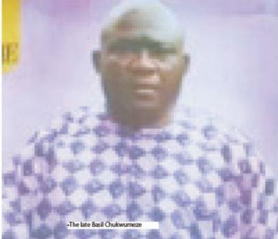 Basil Chukwumeze