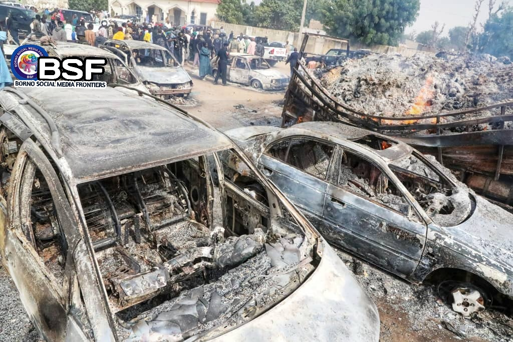 Boko Haram kills over 30 persons in bloody attack