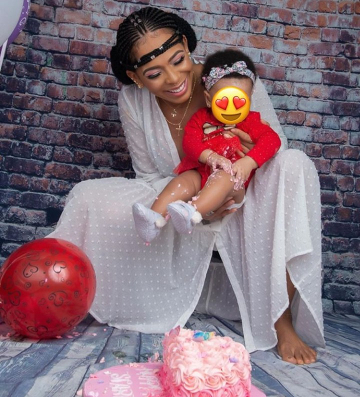 Tboss and baby
