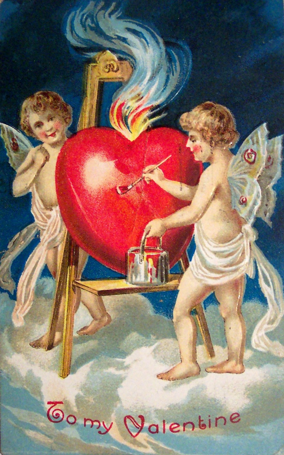Valentine's tradition