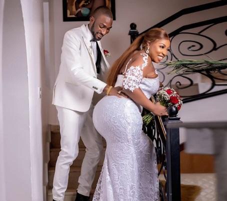 Anita Joseph and husband, Michael Fisayo