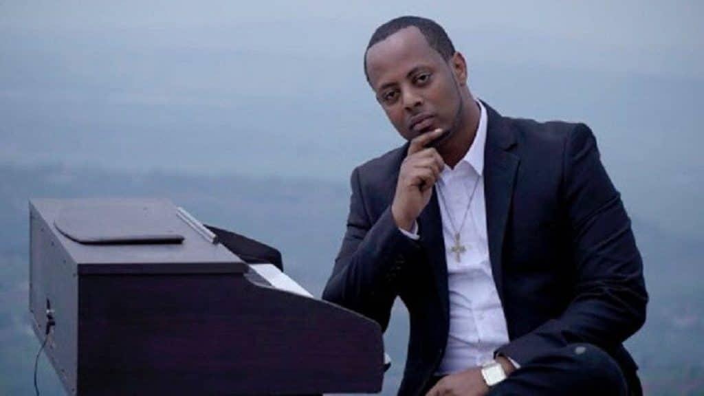 Rwandan gospel singer, Kizito Mihigo