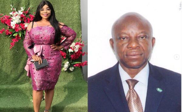 Georgina Ibeh has lost her father