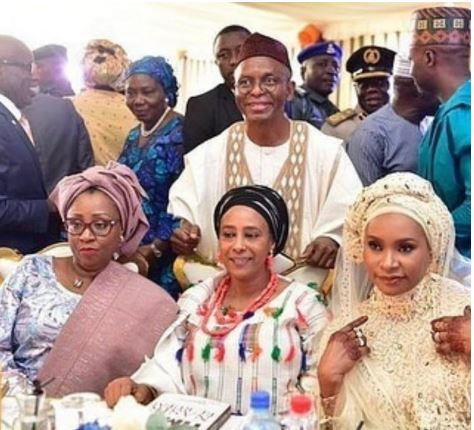 El-Rufai and his three wives