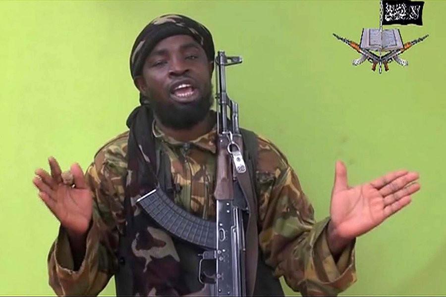 Boko Haram's leader, Abubakar Shekau