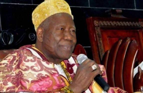 Olubadan of Ibadanland, Oba Saliu Adetunji