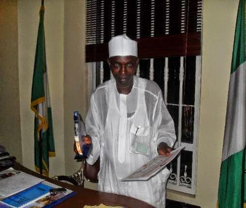 Alhaji Aliyu Abubakar