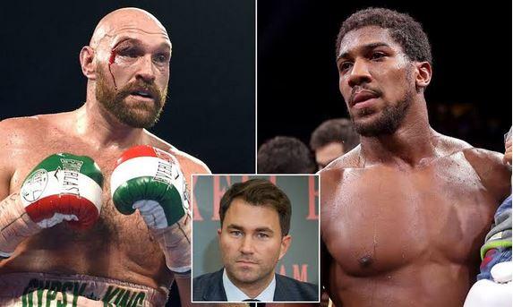 AJ vs Fury