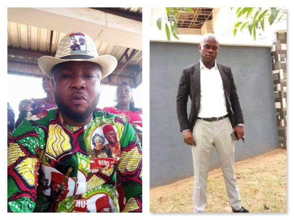 Governor Umahi's aides that were sacked