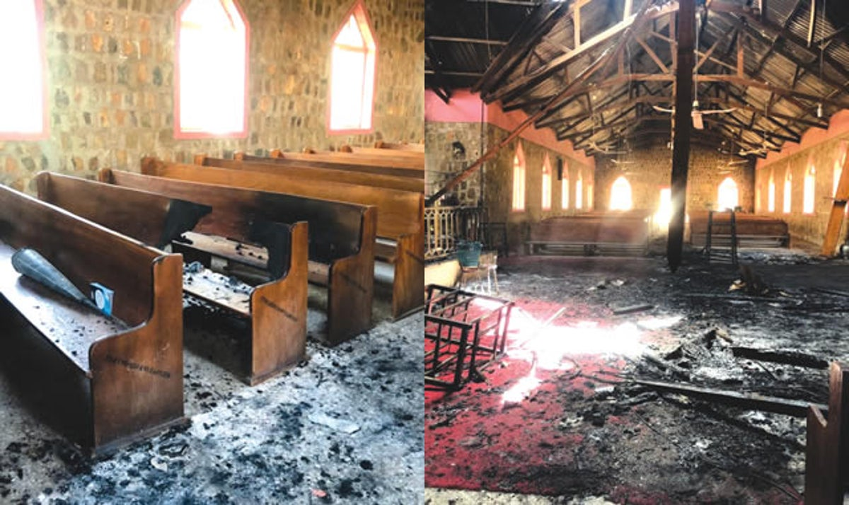 Boko Haram attacks church in Adamawa