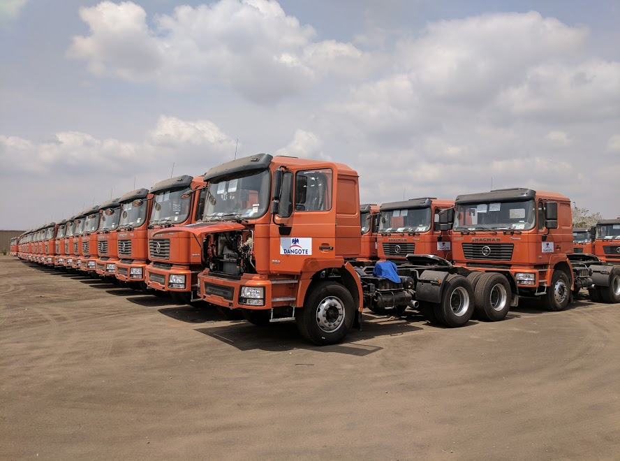 Aliko Dangote has bought 3,500 trucks from the Enugu-based automaker