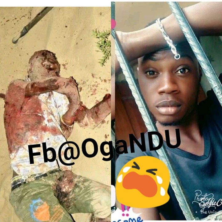 Niger Delta University student butchered by cultists