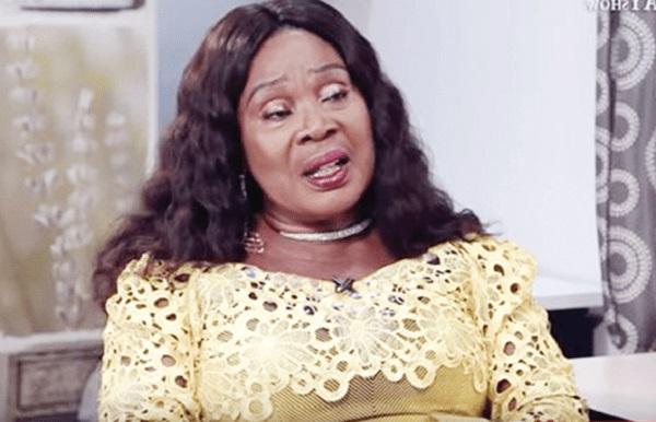 Grace Omaboe aka Maame Donkono