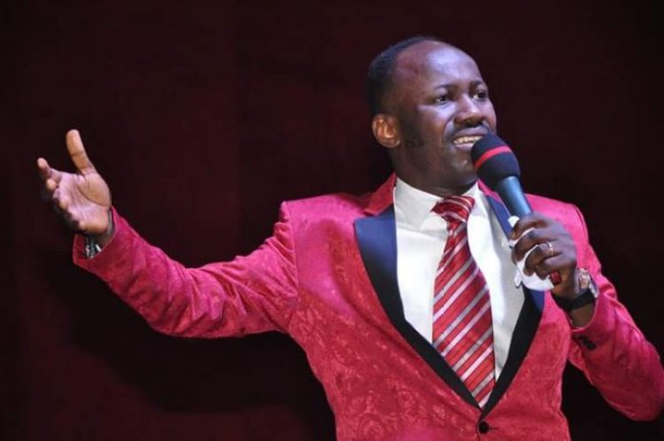 Apostle Suleman Johnson