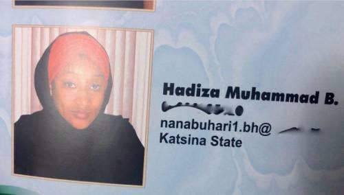 Hadiza Buhari