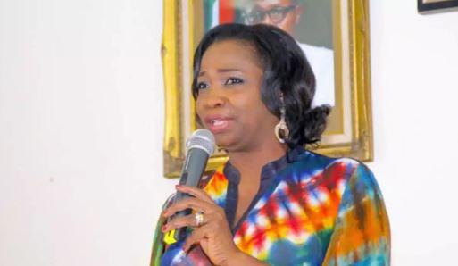 Mrs Abike Dabiri-Erewa,