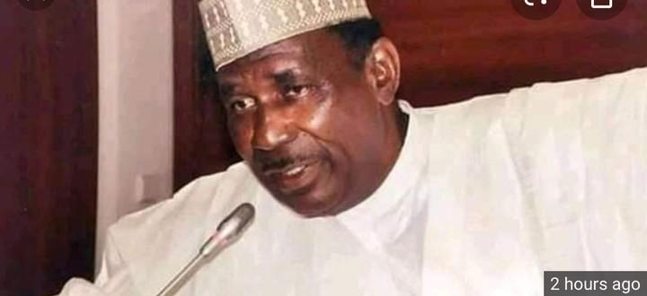 Honourable Rep Mohammed Adamu Fagen Gawo