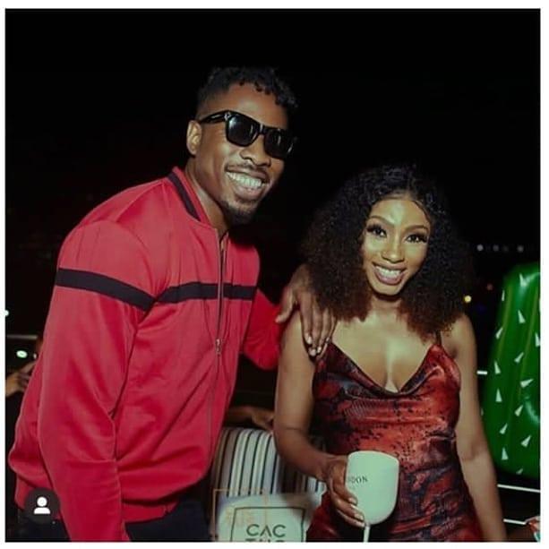 Ike Onyema and Mercy Eke