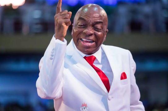 Bishop David Oyedepo