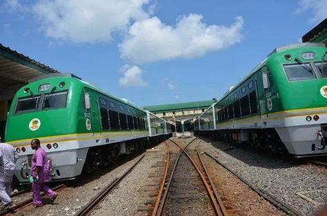 File photo: Kaduna-Abuja train