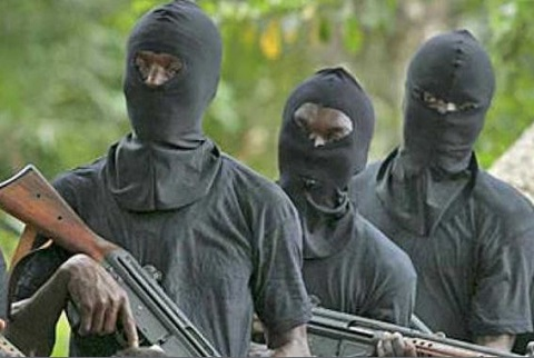File photo; Gunmen