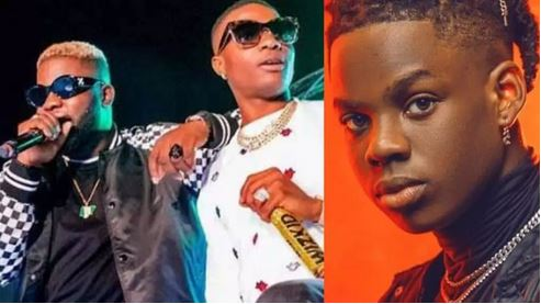 Skales speaks on Rema