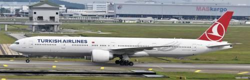 Turkish Airline aircraft
