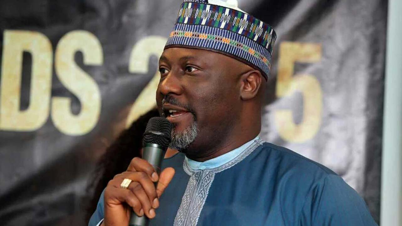 Dino Melaye Nollywood