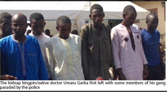 native doctor arrested