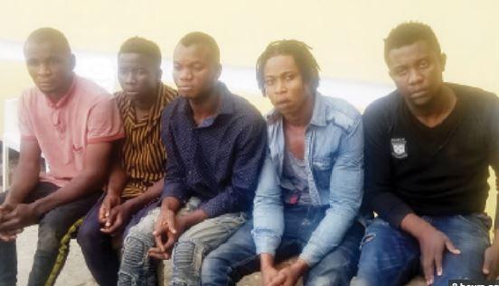 Abuja bank robbers